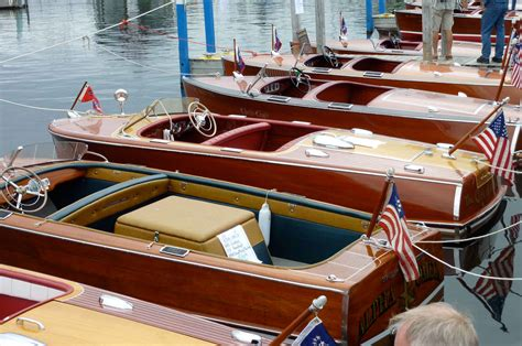 Hessel Antique Boat Show 2017 by 40th Annual Les Cheneaux Islands Antique Boat Show And