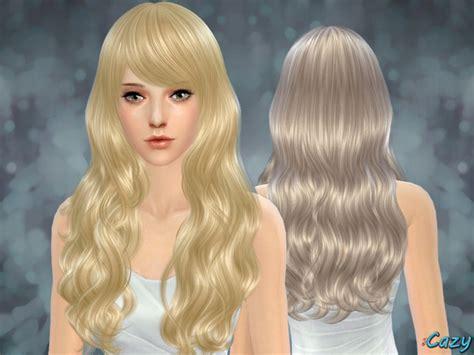 cazys sorrow hairstyle sims