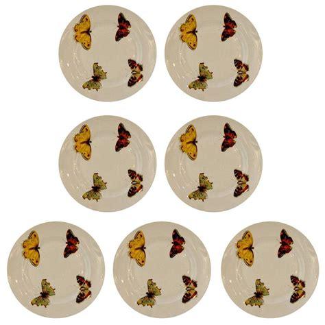 canape limoges s 7 mid century modern l bernardaud porcelain quot butterfly