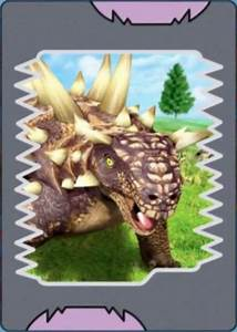 Dinosaur King Lexovisaurus Card | www.pixshark.com ...