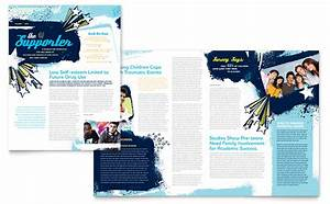 Newsletter Templates In Publisher Child Advocates Newsletter Template Word Publisher