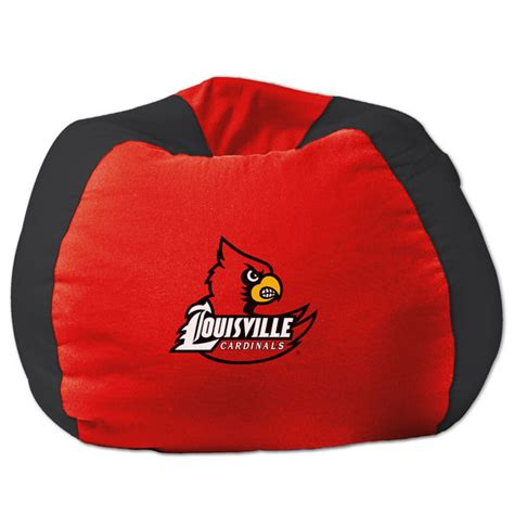 louisville cardinals bean bag chair fanatics