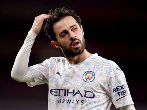 Manchester City midfielder Bernardo Silva hails 'amazing ...