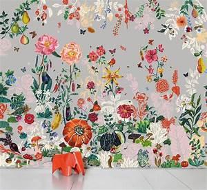 Papier Peint Japonisant : papier peint panoramique jardin 8 l s l 372 x h 300 cm ~ Premium-room.com Idées de Décoration