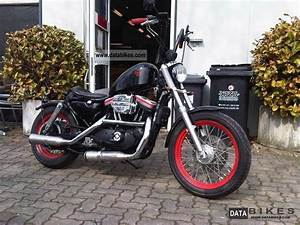 1994 Harley Davidson Sportster Xlh 883 Bobber Chopper