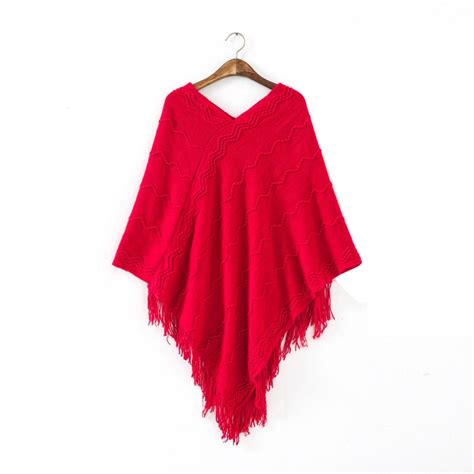 s cape sweater batwing cape poncho knit top pullover sweater coat