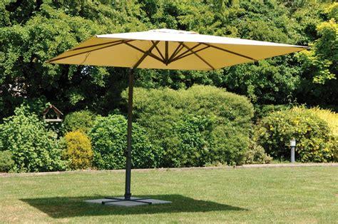 garden sun shades parasols 3m banana beige parasol black aluminium frame garden sun shade leans