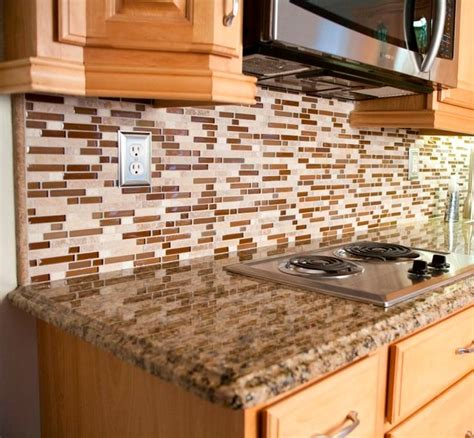 tile on kitchen countertops giallo vicenza light granite traditional 6174