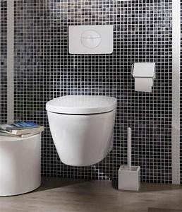 Dimension D Un Toilette Suspendu : comment choisir son wc suspendu leroy merlin ~ Premium-room.com Idées de Décoration