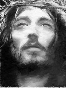 Jesus - Crown Of Thorns Digital Art by Redrouthu Srinivasarao