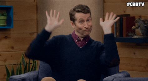 Raising Hand Meme - comedy bang bang raise the roof gif find share on giphy