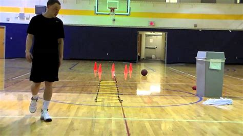 basketball footwork drills speed ladder youtube