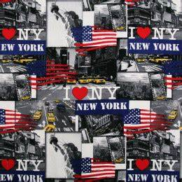 Tissu New York : tissu imprime new york maison design ~ Dode.kayakingforconservation.com Idées de Décoration