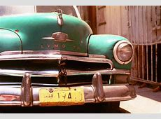 Havana's Classic Cars