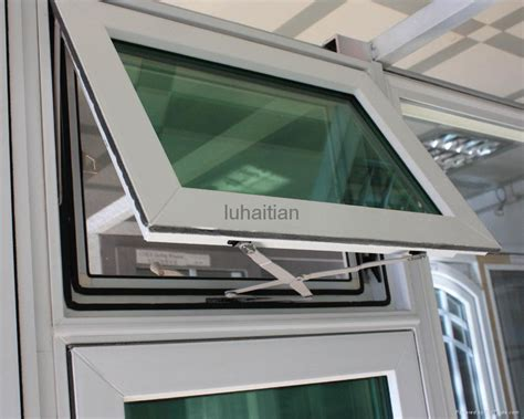 pvc awning casement window luhaitian china manufacturer plastic window window products