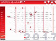 Calendario Laboral EL PAÍS
