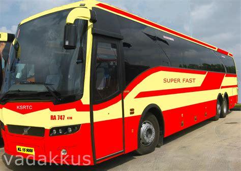 Submit your complaint or review on karnataka state road transport corporation ksrtc customer care. KSRTC Volvo SuperFast - Vadakkus!