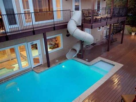 25 Unique Indoor Swimming Pool Ideas