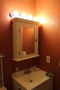 bathroom medicine cabinets ideas attractive bathroom lighting for medicine cabinets using bulb wall sconce mirrored swing