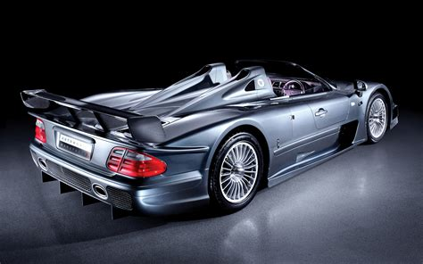 mercedes benz clk gtr roadster rhd wallpapers