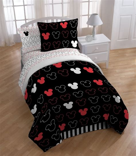 Mickey Mouse Bedding Set by Mickey Mouse Bedding Set Comforters Bedding