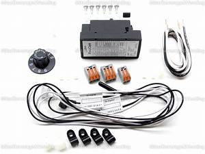 New True 991224 Electronic Cold Control Thermostat Kit Replaces 831932