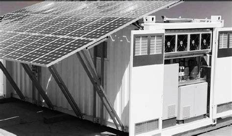 chambre froide industrielle chambre froide containerisée d 39 énergie solaire chambre
