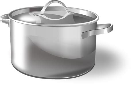 pots cuisine free to use domain cooking pot clip