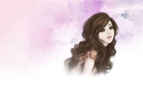 Animated Girly Wallpapers - 1440x900 pretty desktop pc and mac wallpaper