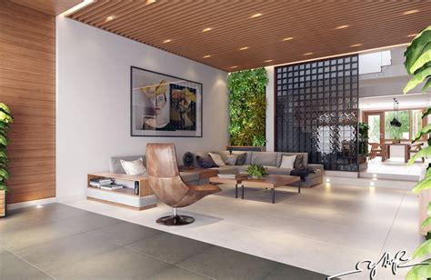 Interior Design To Nature Rich Wood Themes And Indoor Vertical Gardens warm up your home with these home interior designs