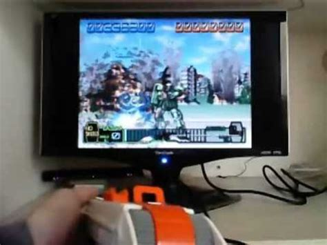 light gun for pc use wiimote as light gun to play mame arcade on pc