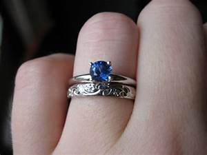 our wedding rings are in pics inside weddingbee With our wedding rings