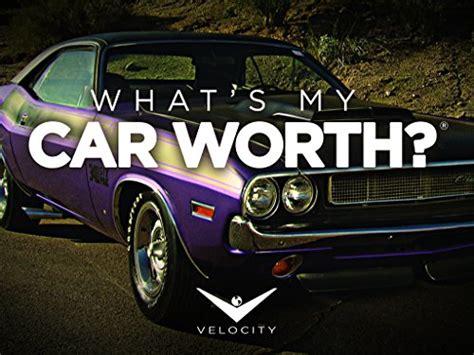 amazoncom whats  car worth season  amazon digital