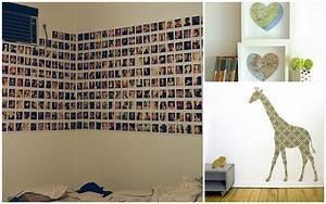 Wand Mit Fotos Gestalten : things i love kreative wandgestaltung ~ Orissabook.com Haus und Dekorationen