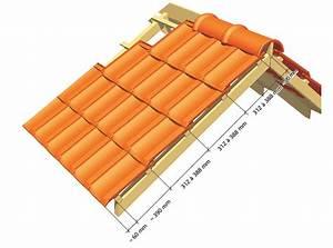 Combien De Tuile Romane Au M2 : tuiles d 39 imerys toiture h 10 ~ Premium-room.com Idées de Décoration