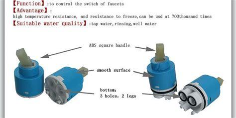 materiel de cuisine professionnelle salle de bains accessoires en céramique 40 mm robinet