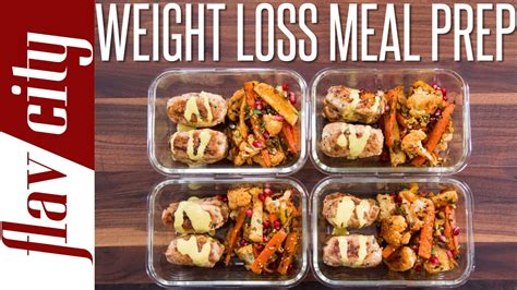 healthy meal prepping  weight loss tasty recipes