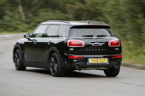 Mini Cooper Clubman 2016 Review by 2016 Mini Clubman Cooper S All4 Review Autocar