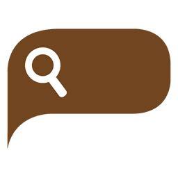 sous bureau transparent search icon square sticker transparent 28 images