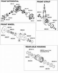 Polaris Scarmbler Parts Diagram