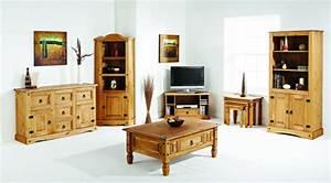 Meuble D Angle Salon : meuble d 39 angle salon bois ~ Teatrodelosmanantiales.com Idées de Décoration