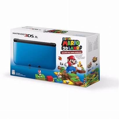 3ds Nintendo Mario Xl Console Land Rojo