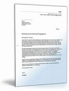 anschreiben bewerbung flugbegleiterin muster zum download With bewerbungsschreiben flugbegleiter