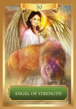 I do what my heart compels me to do. Archangel Ariel, Angel of Strenght