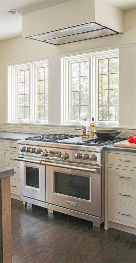 kitchen stove  window images  pinterest