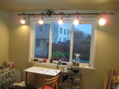 wall mount track light 10 simple ways to shed