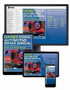 Automotive Brake Haynes Online Techbook
