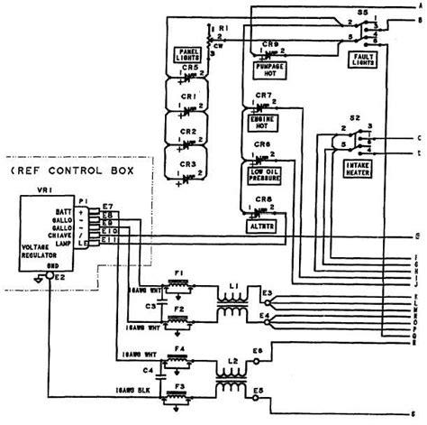Figure Control Panel Wiring Diagram Sheet