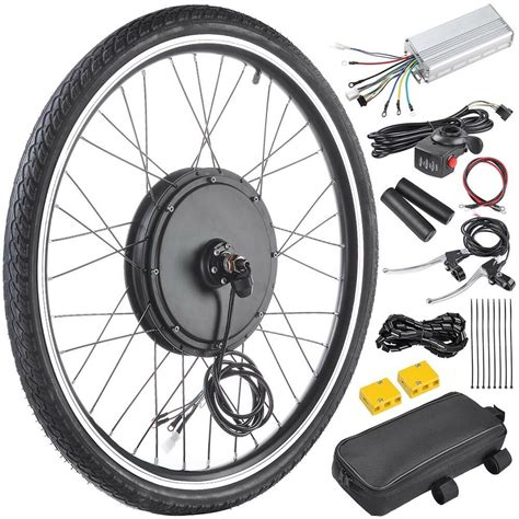 E Bike Electric Motor by 48v 1000w26 Quot Front Wheel Electric Bicycle Motor Kit Ebike