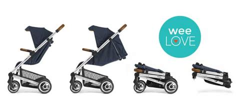 strollers for less weelove a luxurious stroller for less weespring